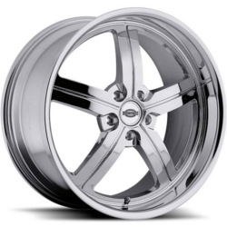 Huntington BOLSA Chrome 20X10 5-120 Wheel