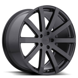 TSW BROOKLANDS Matte Black 19X8 5-114.3 Wheel