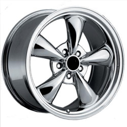 Wheel Replicas BULLET Chrome 20X9 5-120.7 Wheel