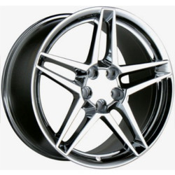 Wheel Replicas C6/ZO6 Chrome Wheel