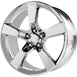 Wheel Replicas CAMARO SS Chrome 20X9 5-120 Wheel