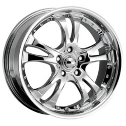 American Racing CASINO Chrome 20X9 5-120 Wheel
