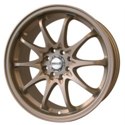 Volk Racing CE28N Bronze 19X9 5-114.3 Wheel