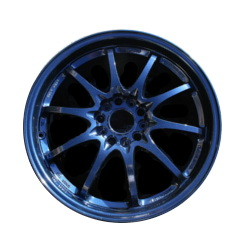 Volk Racing CE28N Magnesium Blue 19X11 5-114.3 Wheel