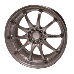 Volk Racing CE28N Mercury Silver 19X11 5-114.3 Wheel