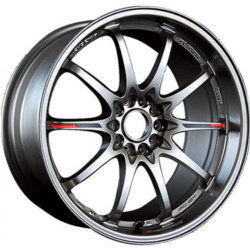 Volk Racing CE28N GENESIS Burnt Silver 19X10 5-114.3 Wheel