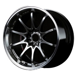 Volk Racing CE28N LIMITED Formula Silver/Dc Lip 18X9 5-114.3 Wheel