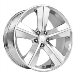 Wheel Replicas CHALLENGER Chrome Wheel