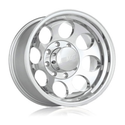 Dick Cepek Co CLASSIC II Polished 16X8 5-114.3 Wheel