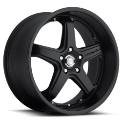 Katana Racing CR5 Black 19X10 5-120 Wheel