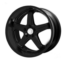 Katana Racing CR5 Hyperblack 18X8 5-112 Wheel