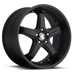 Katana Racing CR5 Matte Black Wheel