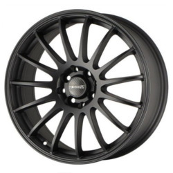 Tenzo-R Cuzco V.1 Black 18X8 5-112 Wheel