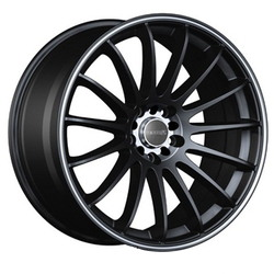 Tenzo-R Cuzco V.2 Black 18X8 5-114.3 Wheel