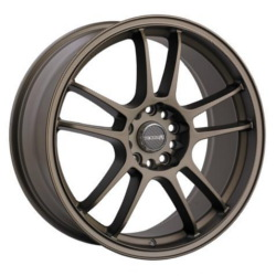 Tenzo-R DC-5 V.1 Bronze 17X7 4-114.3 Wheel