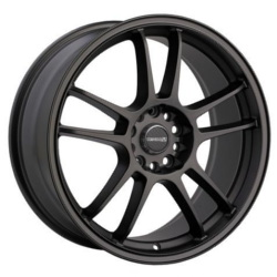Tenzo-R DC-5 V.1 Charcoal 17X7 5-100 Wheel