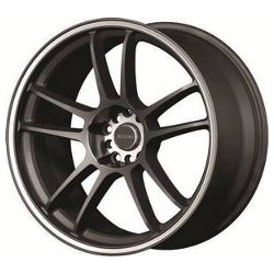 Tenzo-R DC-5 V.2 Charcoal 19X9 5-114.3 Wheel
