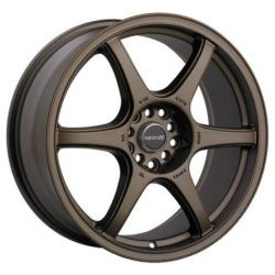 Tenzo-R DC-6 V.1 Bronze 18X8 5-100 Wheel