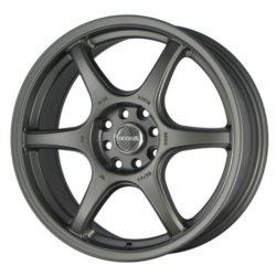 Tenzo-R DC-6 V.1 Charcoal 17X7 4-114.3 Wheel