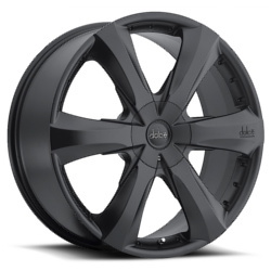 Dolce DC34 Matte Black 20X9 5-115 Wheel