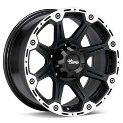 Dick Cepek Co DC TORQUE Black Wheel