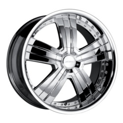 Ace DELUXE Chrome Wheel