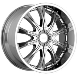 Diamo DI030 Chrome Wheel