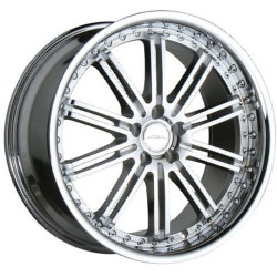 Ace DIMENSION Chrome 18X8 5-100 Wheel