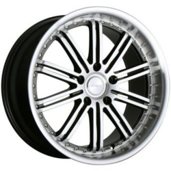 Ace DIMENSION Gunmetal 18X9 5-114.3 Wheel