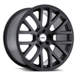 TSW DONINGTON Matte Black 19X8 5-114.3 Wheel
