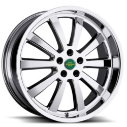 Redbourne DUKE Chrome 20X10 5-120 Wheel
