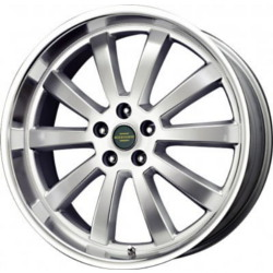 Redbourne DUKE Silver Machine Lip 20X10 5-120 Wheel