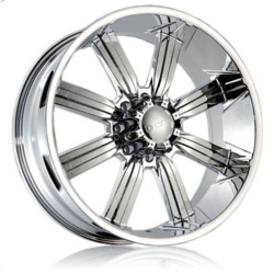 Dcenti DW903 Chrome 28X10 8-165.1 Wheel