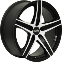 Axis ELITE Matte Black 20X9 5-114.3 Wheel