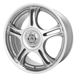 American Racing ESTRELLA Machined With Clear Coat 16X7 5-110 Wheel