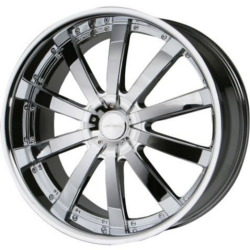 Ace EXECUTIVE Chrome 20X9 5-112 Wheel