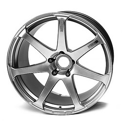 Advan F7 Platinum Silver 20X11 5-114.3 Wheel