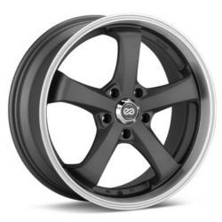 Enkei FALCON Gunmetal 17X8 5-100 Wheel