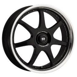 Motegi Racing FF7 Gloss Black 16X7 5-114.3 Wheel