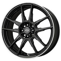 Enkei FLC-01 Black 18X8 4-114.3 Wheel