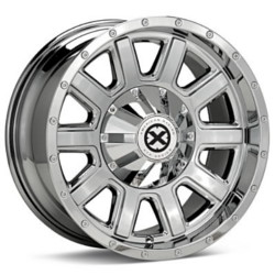 American Racing Atx FORCE Bright Pvd 20X9 5-135 Wheel