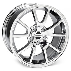 Wheel Replicas FR500 Chrome 17X9 5-114.3 Wheel