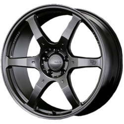 Volk Racing G2 Gunmetal 18X11 5-114.3 Wheel