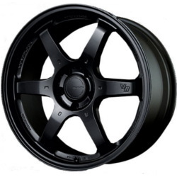 Volk Racing G2 TYPE II Flat Black Wheel