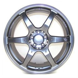 Volk Racing G2 TYPE II Formula Silver 19X10 5-114.3 Wheel