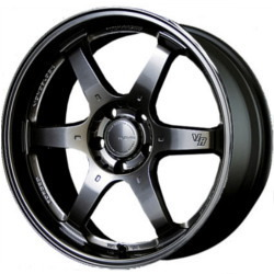 Volk Racing G2 TYPE II Gunmetal 19X11 5-114.3 Wheel