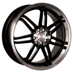 Katana Racing GF7 Hyperblack 17X7 4-114.3 Wheel