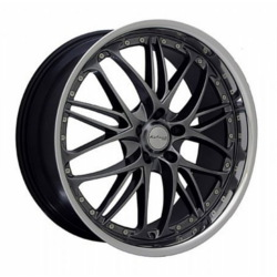 Katana Racing GR4 Black 20X9 5-120 Wheel