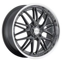 Katana Racing GR4 Gunmetal 18X8 4-114.3 Wheel