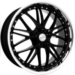 Katana Racing GR4 Hyperblack 18X8 5-100 Wheel